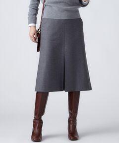 【一部店舗限定】ミルドウールフランネル スカート