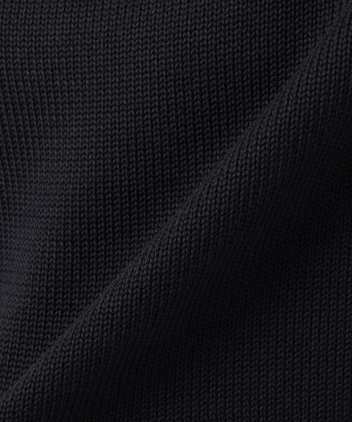 L size ONWARD(大きいサイズ) / エルサイズオンワード ニット・セーター | 【マガジン掲載】CO/SI バルキー ニット(検索番号F55) | 詳細14