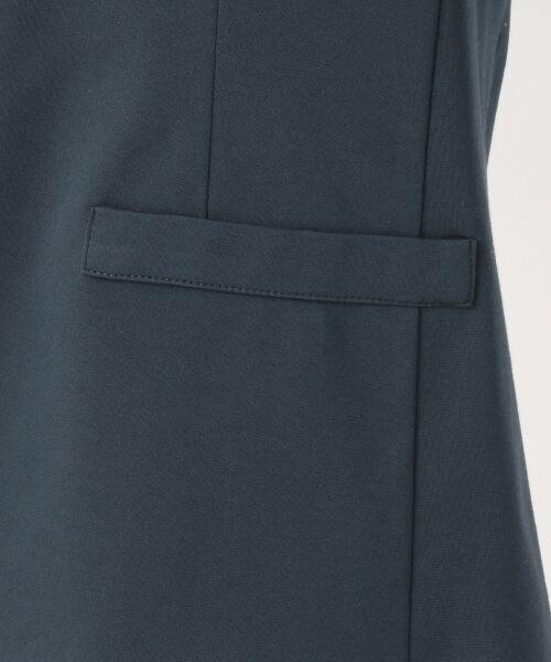 L size ONWARD(大きいサイズ) / エルサイズオンワード ノーカラージャケット | 【大好評につき追加生産&新色登場】Light Feel ジャケット | 詳細9