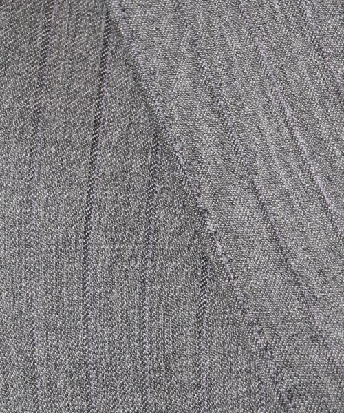 L size ONWARD(大きいサイズ) / エルサイズオンワード テーラードジャケット | 【セットアップ対応】ファインネスウール テーラードジャケット | 詳細15