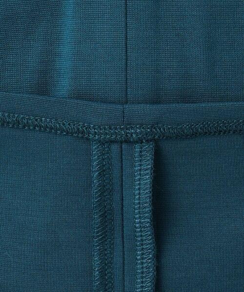 L size ONWARD(大きいサイズ) / エルサイズオンワード Tシャツ | 【UVケア】レーヨンナイロンポンチ ドルマンスリーブ Tシャツ | 詳細16
