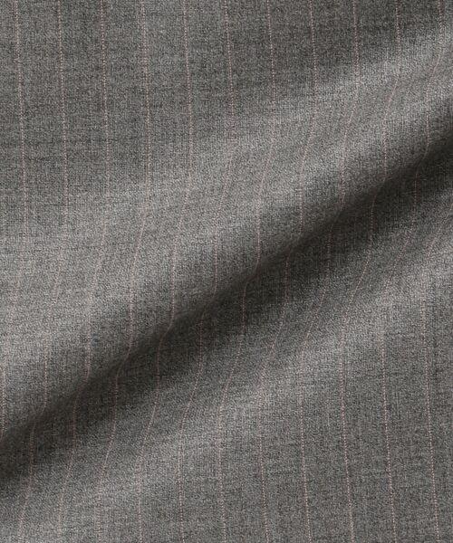 L size ONWARD(大きいサイズ) / エルサイズオンワード ミニ・ひざ丈スカート | 【セットアップ対応】ファインネスウール フレアスカート | 詳細11