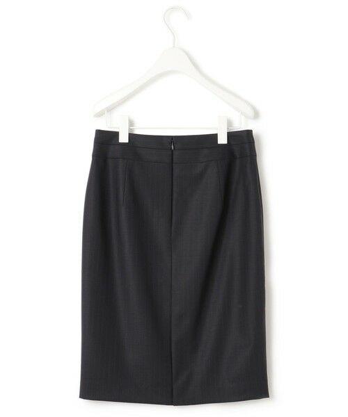 L size ONWARD(大きいサイズ) / エルサイズオンワード ミニ・ひざ丈スカート | 【セットアップ対応】Bahariye タイトスカート | 詳細1