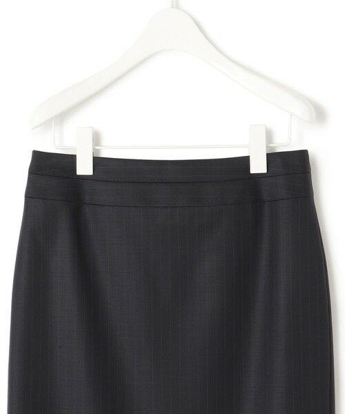 L size ONWARD(大きいサイズ) / エルサイズオンワード ミニ・ひざ丈スカート | 【セットアップ対応】Bahariye タイトスカート | 詳細2