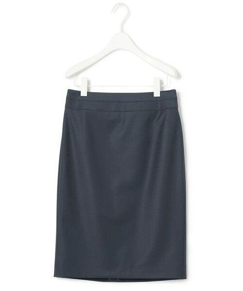 L size ONWARD(大きいサイズ) / エルサイズオンワード ミニ・ひざ丈スカート | 【セットアップ対応】Bahariye タイトスカート | 詳細9