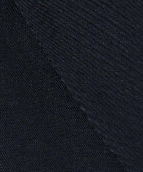 L size ONWARD(大きいサイズ) / エルサイズオンワード テーラードジャケット   【UV/抗菌防臭/防シワ】コンパクト2wayダブルクロス テーラードジャケット   詳細15