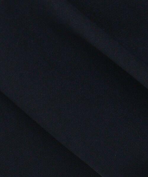 L size ONWARD(大きいサイズ) / エルサイズオンワード その他パンツ   【抗菌防臭/防シワ】コンパクト2wayダブルクロス  テーパードパンツ   詳細12