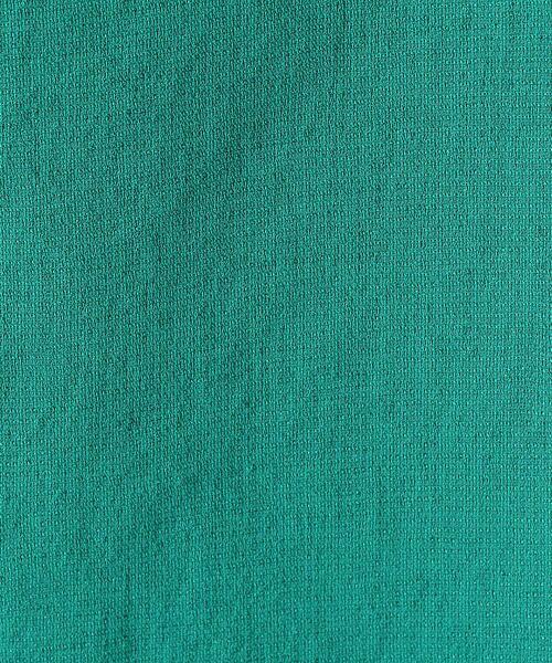 LUMINOSO COMMECA / ルミノーゾ・コムサ ミニ・ひざ丈スカート   ドライタッチ巻きスカート   詳細1