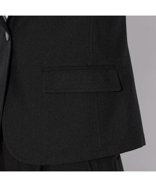 MACKINTOSH LONDON / マッキントッシュ ロンドン  テーラードジャケット   【ウォッシャブル】ツイルジャケット   詳細7