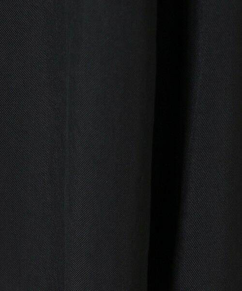 MACKINTOSH LONDON / マッキントッシュ ロンドン  ロング・マキシ丈ワンピース | アセテートツイルワンピース | 詳細9