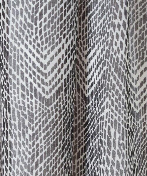MACKINTOSH LONDON / マッキントッシュ ロンドン  ロング・マキシ丈スカート | モノトーンウェーブスカート | 詳細7