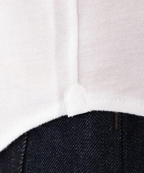 MACKINTOSH LONDON (MENS) / マッキントッシュ ロンドン  メンズ シャツ・ブラウス | 先染めシャンブレー鹿の子 ボタンダウンシャツ | 詳細9