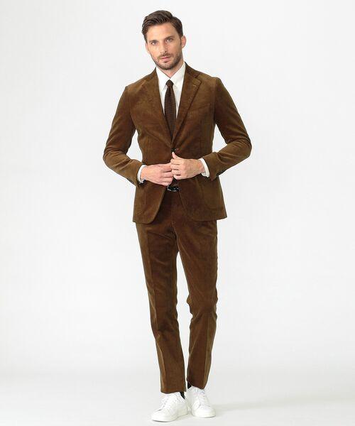 スラックス・ドレスパンツを使ったメンズコーデ | MACKINTOSH LONDON(MENS)