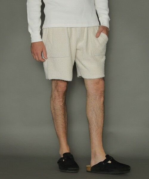 MACKINTOSH LONDON(MENS) / マッキントッシュ ロンドン  メンズ カットソー | ◆◆リバーシブル吊り裏毛ショートパンツ | 詳細10