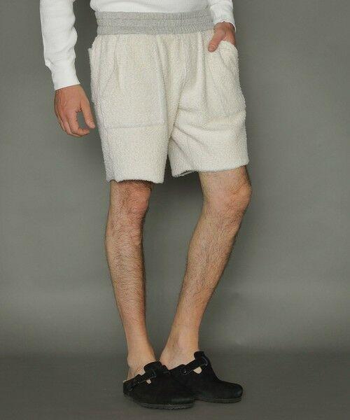 MACKINTOSH LONDON(MENS) / マッキントッシュ ロンドン  メンズ カットソー | ◆◆リバーシブル吊り裏毛ショートパンツ | 詳細11