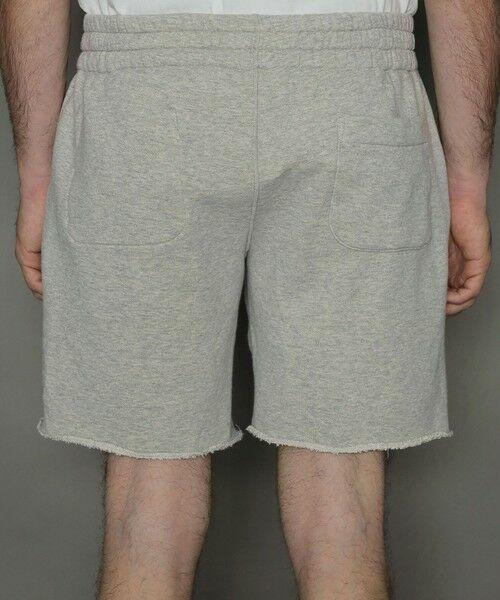 MACKINTOSH LONDON(MENS) / マッキントッシュ ロンドン  メンズ カットソー | ◆◆リバーシブル吊り裏毛ショートパンツ | 詳細13