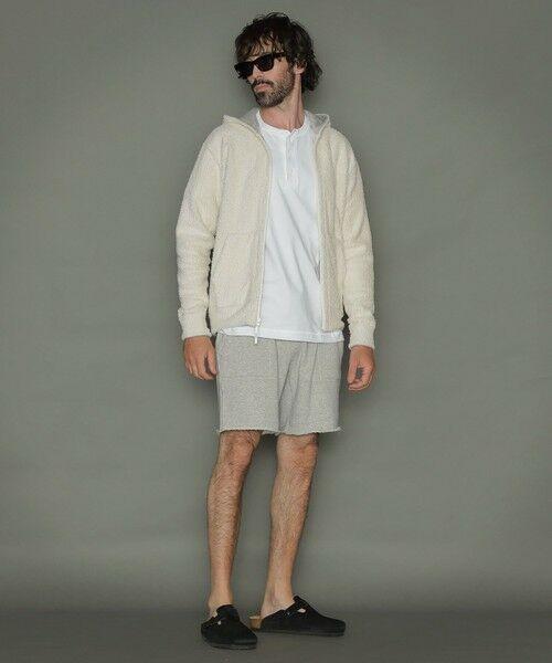 MACKINTOSH LONDON(MENS) / マッキントッシュ ロンドン  メンズ カットソー | ◆◆リバーシブル吊り裏毛ショートパンツ | 詳細1