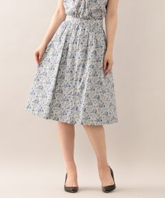 【店舗限定】【ウォッシャブル】リバティWysteria スカート