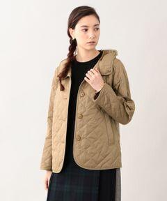 【18秋冬モデル】【COWIE コウイー】ポランプロテクトフーデッドキルティングジャケット