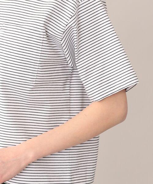 MACKINTOSH PHILOSOPHY / マッキントッシュ フィロソフィー カットソー | 【ウォッシャブル】度詰天竺ポケTシャツ | 詳細16