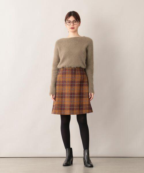 ニット・セーターを使ったレディースコーデ | MACKINTOSH PHILOSOPHY
