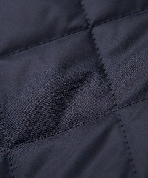 MACKINTOSH PHILOSOPHY / マッキントッシュ フィロソフィー ノーカラージャケット | <COWIE>ポランプロテクトキルティングジャケット | 詳細18