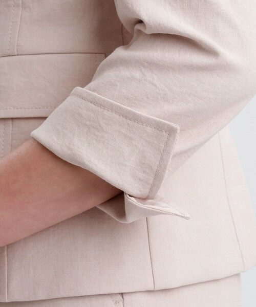 MACKINTOSH PHILOSOPHY / マッキントッシュ フィロソフィー ノーカラージャケット   サマードライジャケット   詳細16