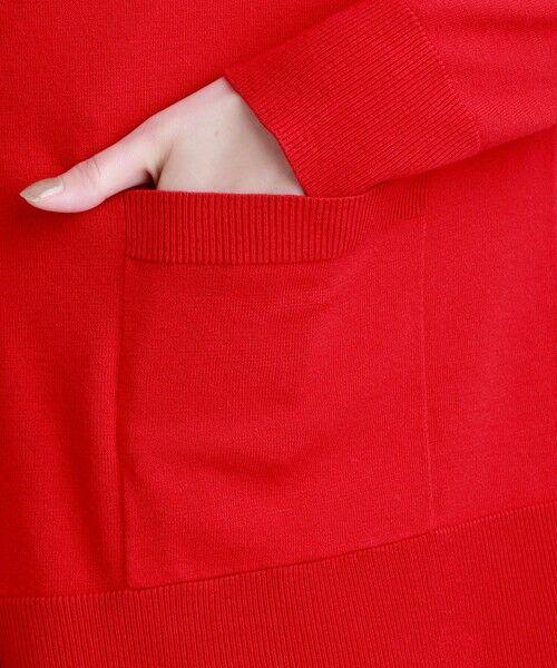 MACKINTOSH PHILOSOPHY / マッキントッシュ フィロソフィー ニット・セーター | 【予約販売】オフシルエットカーディガン | 詳細12