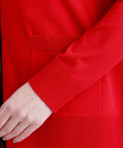 MACKINTOSH PHILOSOPHY / マッキントッシュ フィロソフィー ニット・セーター | 【予約販売】オフシルエットカーディガン | 詳細13