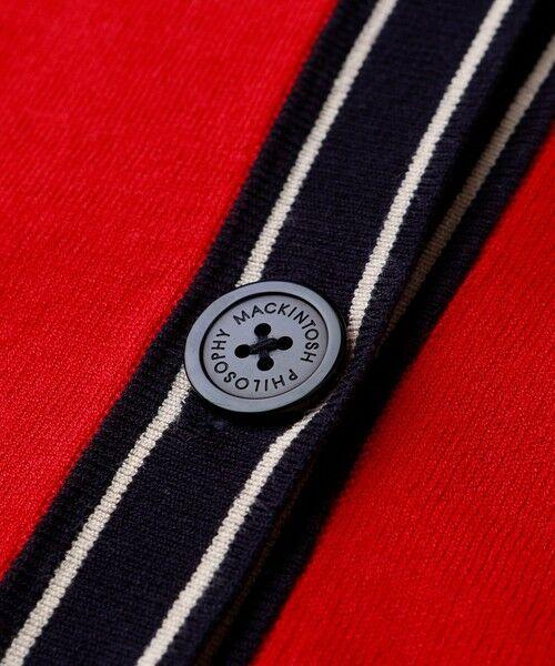 MACKINTOSH PHILOSOPHY / マッキントッシュ フィロソフィー ニット・セーター | 【予約販売】オフシルエットカーディガン | 詳細14