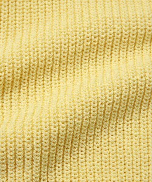 MACKINTOSH PHILOSOPHY / マッキントッシュ フィロソフィー ニット・セーター | バックファスナーニット | 詳細19