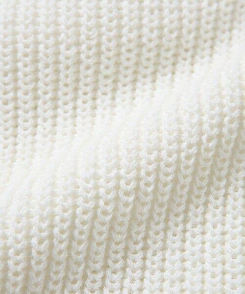 MACKINTOSH PHILOSOPHY / マッキントッシュ フィロソフィー ニット・セーター | バックファスナーニット | 詳細20