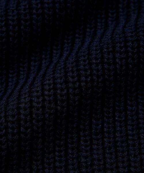 MACKINTOSH PHILOSOPHY / マッキントッシュ フィロソフィー ニット・セーター | バックファスナーニット | 詳細21