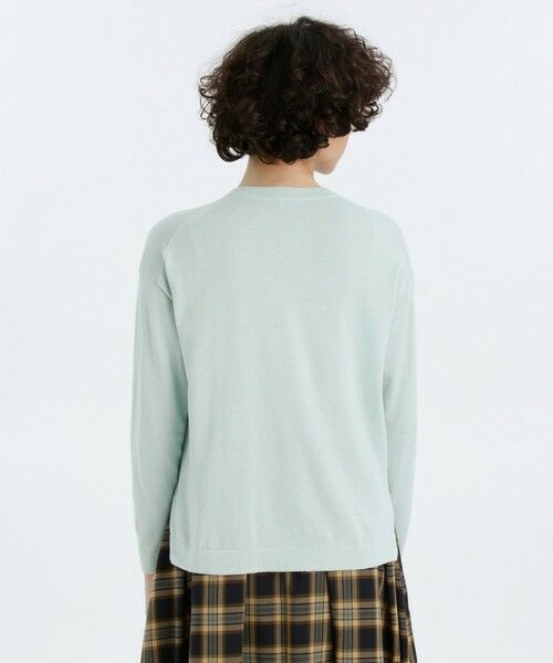 MACKINTOSH PHILOSOPHY / マッキントッシュ フィロソフィー ニット・セーター | ◆◆GREY LABEL コットンニットTシャツ | 詳細10