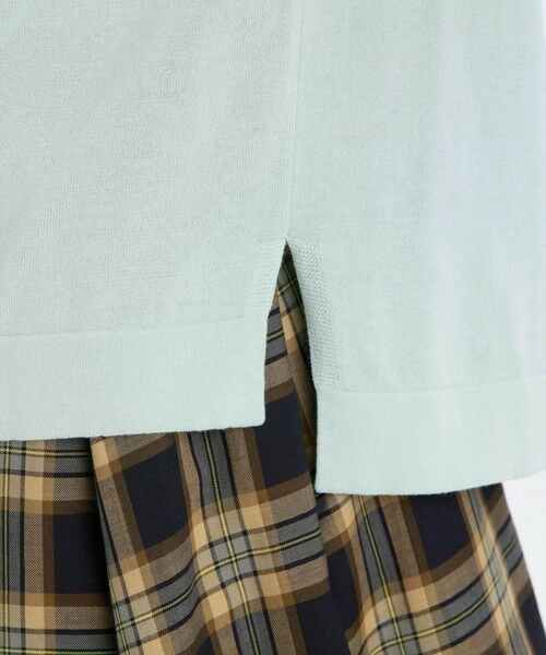 MACKINTOSH PHILOSOPHY / マッキントッシュ フィロソフィー ニット・セーター | ◆◆GREY LABEL コットンニットTシャツ | 詳細13
