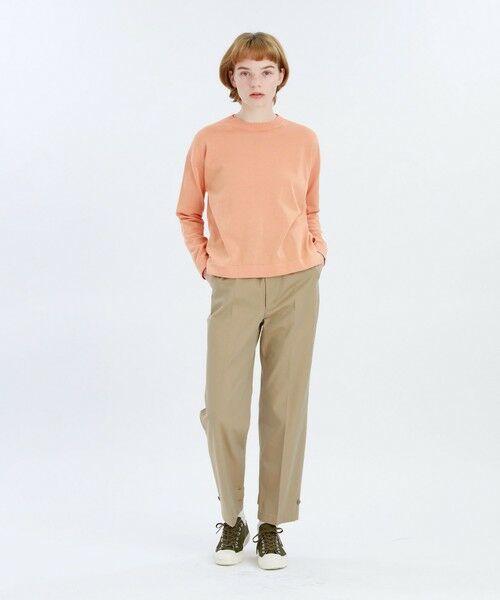 MACKINTOSH PHILOSOPHY / マッキントッシュ フィロソフィー ニット・セーター | ◆◆GREY LABEL コットンニットTシャツ | 詳細7