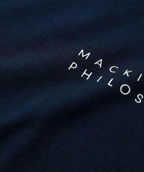MACKINTOSH PHILOSOPHY / マッキントッシュ フィロソフィー カットソー | 【WEB限定】ロゴTシャツ | 詳細17