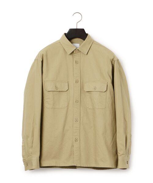 MACKINTOSH PHILOSOPHY(MENS) / マッキントッシュ フィロソフィー メンズ シャツ・ブラウス | CPOシャツ | 詳細1