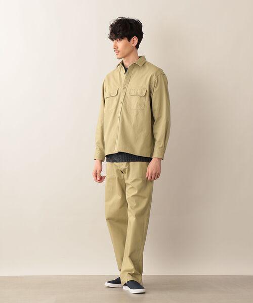 MACKINTOSH PHILOSOPHY(MENS) / マッキントッシュ フィロソフィー メンズ シャツ・ブラウス | CPOシャツ | 詳細3