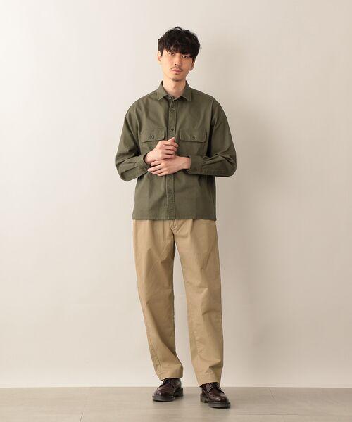 MACKINTOSH PHILOSOPHY(MENS) / マッキントッシュ フィロソフィー メンズ シャツ・ブラウス | CPOシャツ | 詳細4