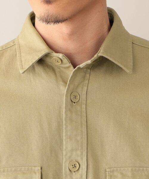 MACKINTOSH PHILOSOPHY(MENS) / マッキントッシュ フィロソフィー メンズ シャツ・ブラウス | CPOシャツ | 詳細11