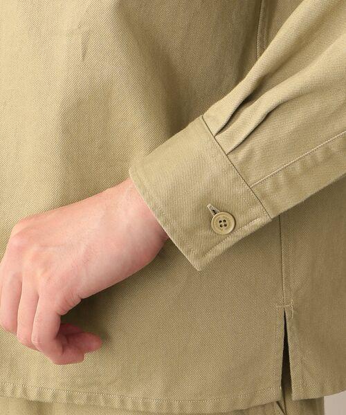 MACKINTOSH PHILOSOPHY(MENS) / マッキントッシュ フィロソフィー メンズ シャツ・ブラウス | CPOシャツ | 詳細12