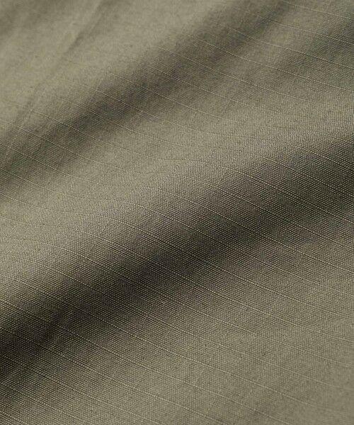 MACKINTOSH PHILOSOPHY(MENS) / マッキントッシュ フィロソフィー メンズ カーゴパンツ | 綿リップストップカーゴパンツ | 詳細12