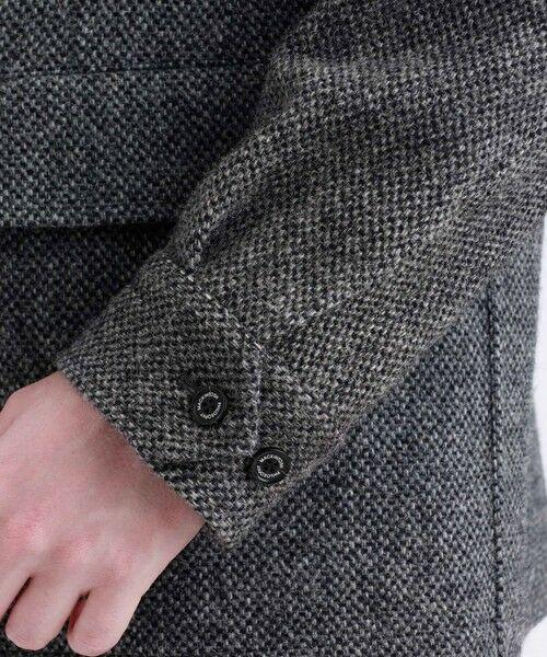 MACKINTOSH PHILOSOPHY(MENS) / マッキントッシュ フィロソフィー メンズ ブルゾン | HEAT TWEED コンバーチブルカラー ジャケット | 詳細12