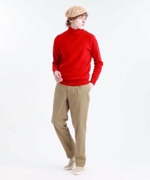 MACKINTOSH PHILOSOPHY(MENS) / マッキントッシュ フィロソフィー メンズ ニット・セーター | 7Gファインラムズウール タートルネック | 詳細3