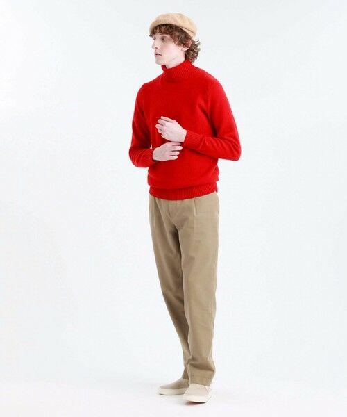 MACKINTOSH PHILOSOPHY(MENS) / マッキントッシュ フィロソフィー メンズ ニット・セーター | 7Gファインラムズウール タートルネック | 詳細4