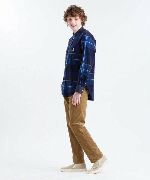 MACKINTOSH PHILOSOPHY(MENS) / マッキントッシュ フィロソフィー メンズ その他パンツ | 別珍ストレッチ TAPERD SLIM PANTS | 詳細5