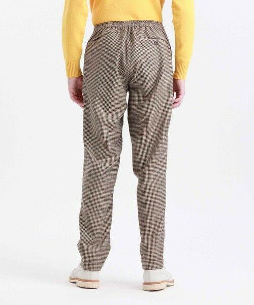 MACKINTOSH PHILOSOPHY(MENS) / マッキントッシュ フィロソフィー メンズ その他パンツ | MOON TWEED ERASTIC 1TUCK PANTS | 詳細9