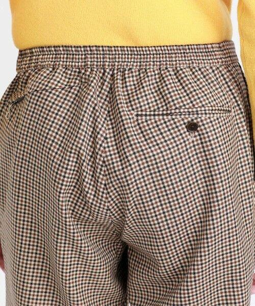 MACKINTOSH PHILOSOPHY(MENS) / マッキントッシュ フィロソフィー メンズ その他パンツ | MOON TWEED ERASTIC 1TUCK PANTS | 詳細11