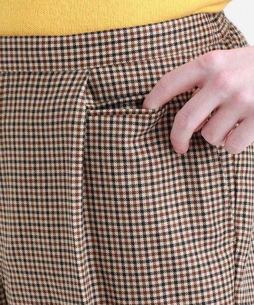 MACKINTOSH PHILOSOPHY(MENS) / マッキントッシュ フィロソフィー メンズ その他パンツ | MOON TWEED ERASTIC 1TUCK PANTS | 詳細13